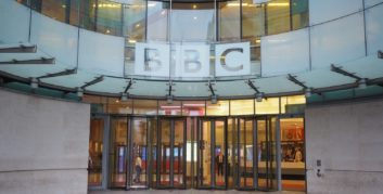 The BBC, one of several companies hiring freelancers.