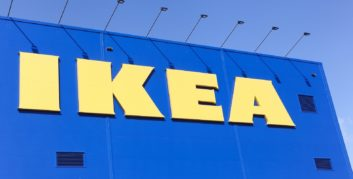 Ikea, one of the companies with great employee perks and flexible jobs.