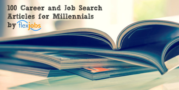 100 Career and Job Search Articles for Millennials quote