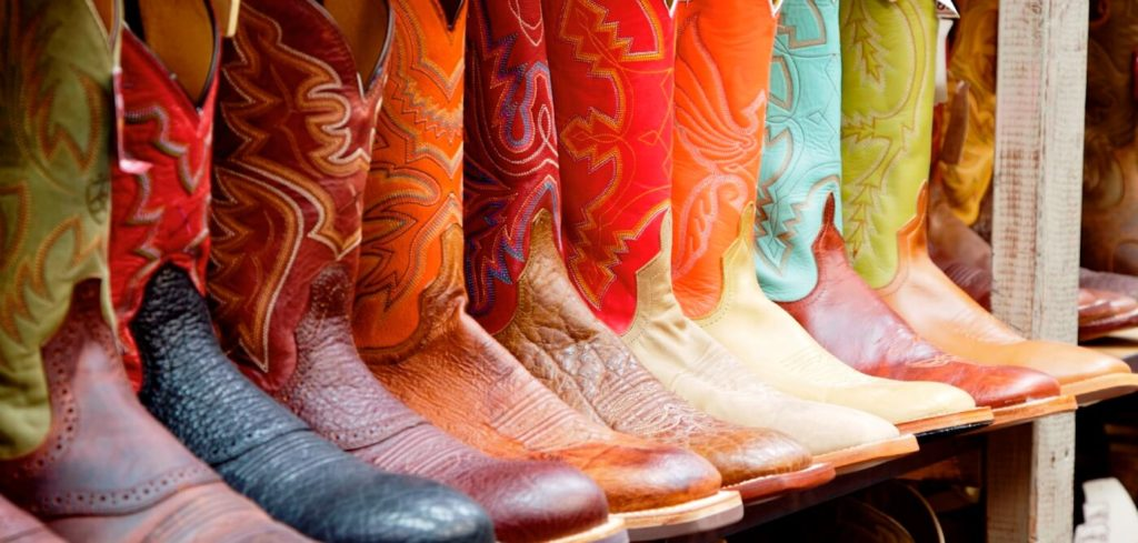 Cowboy boots. Figuring out if your work style is more cowboy or collaborator.