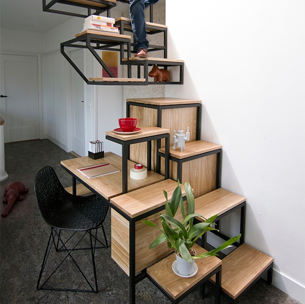 unique home office ocean view contemporarystaircases24 11 awesomely unique home office ideas