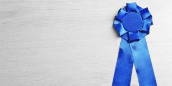 Blue ribbon for the best workplaces for flexibility