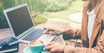 Job seeker wondering What is telecommuting?