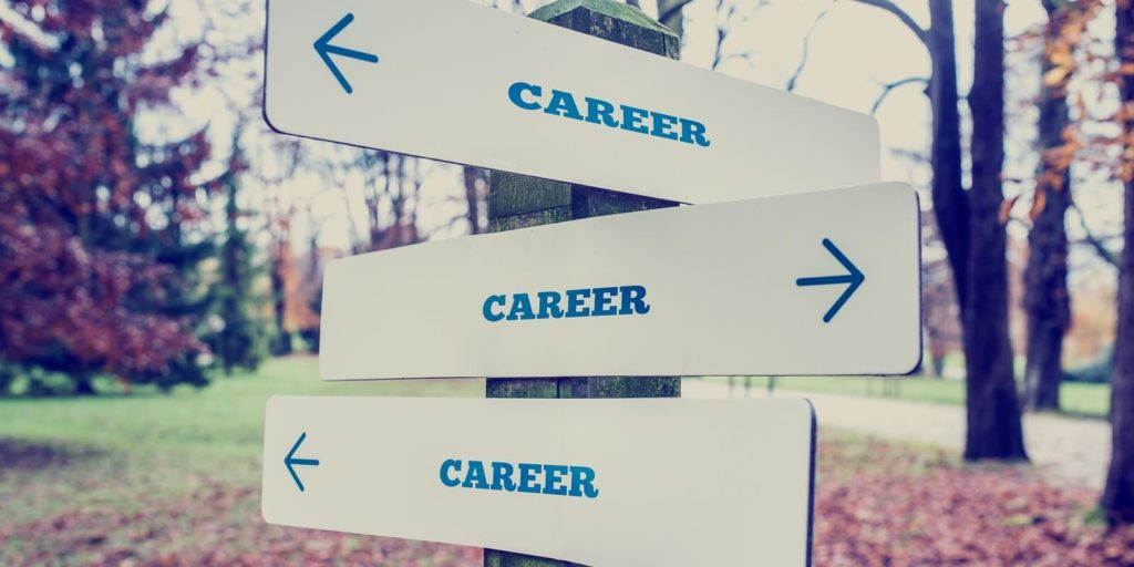 Signs and work options for someone who is laid off.