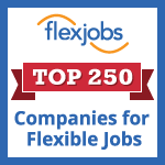 FlexJobs 250 logo