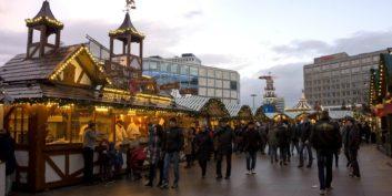 Berlin, where a job seeker found success after a long job search.