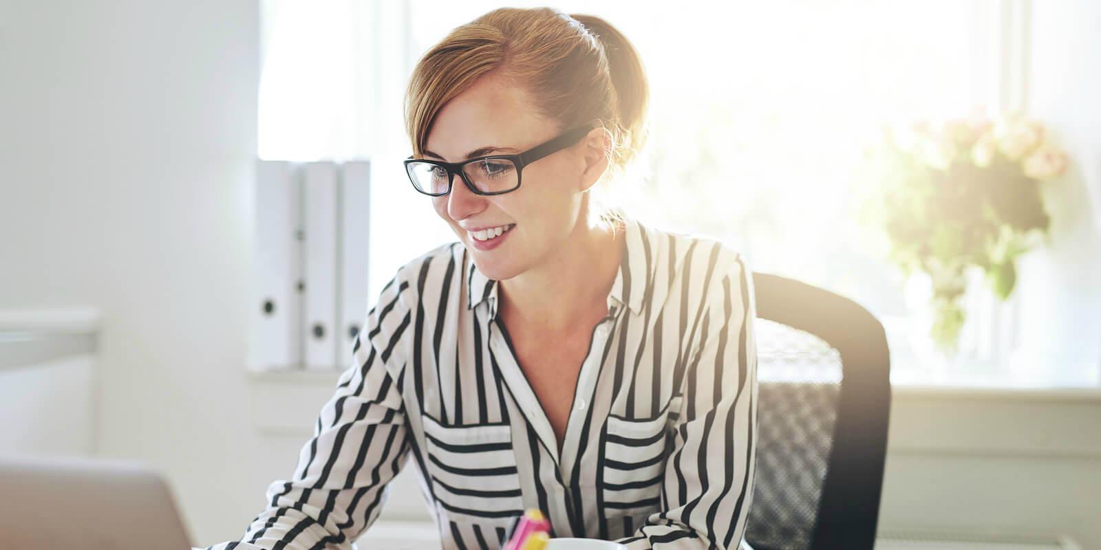 Employee seeking work flexibility