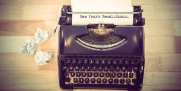 Typing up resolutions for job seekers in 2017