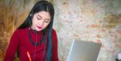 Freelancer starting a freelance writing business.