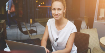 California woman who found better work-life balance by working remotely.