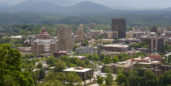 Searching for flexible jobs in Asheville, North Carolina.