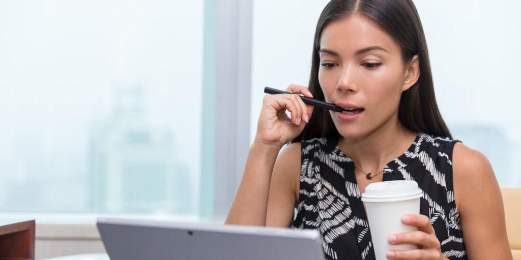 Job seeker looking for a side hustle.