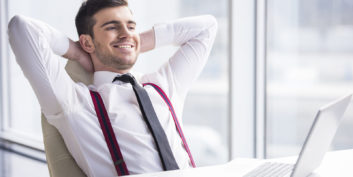 Employee satisfied by working fewer hours