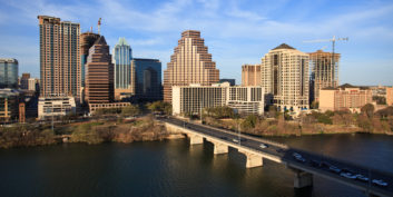 Exploring for remote jobs in Austin, Texas.