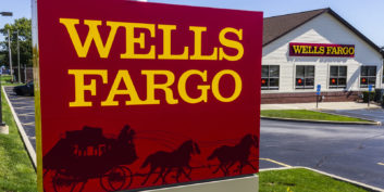 Wells Fargo, one of the top companies hiring for remote IT jobs.