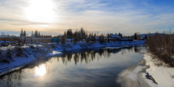 Searching for flexible jobs in Fairbanks, Alaska.