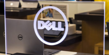 Dell, one of the top 100 companies for remote jobs.