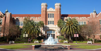 Florida State University, one of the companies hiring for IT side jobs.