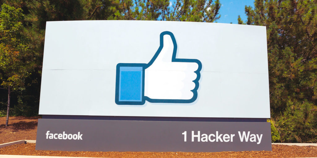 Facebook, one of the companies for people who love social media.