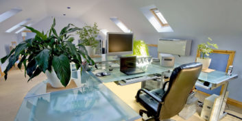 Workspace set up according to the Myers-Briggs personality type