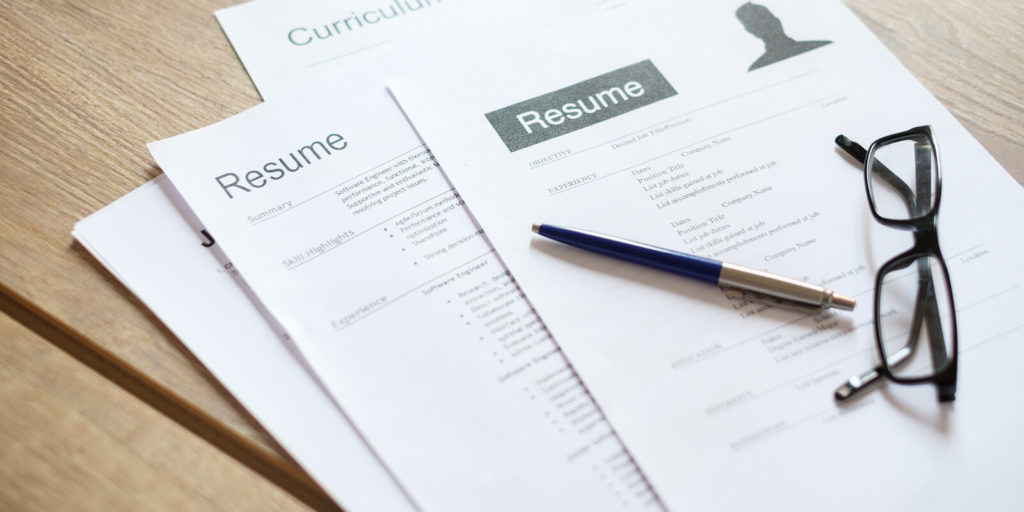 Resumes for correctly formatting your resume.