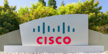 Cisco, one of the companies hiring for remote marketing jobs.