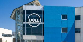 Dell office in California