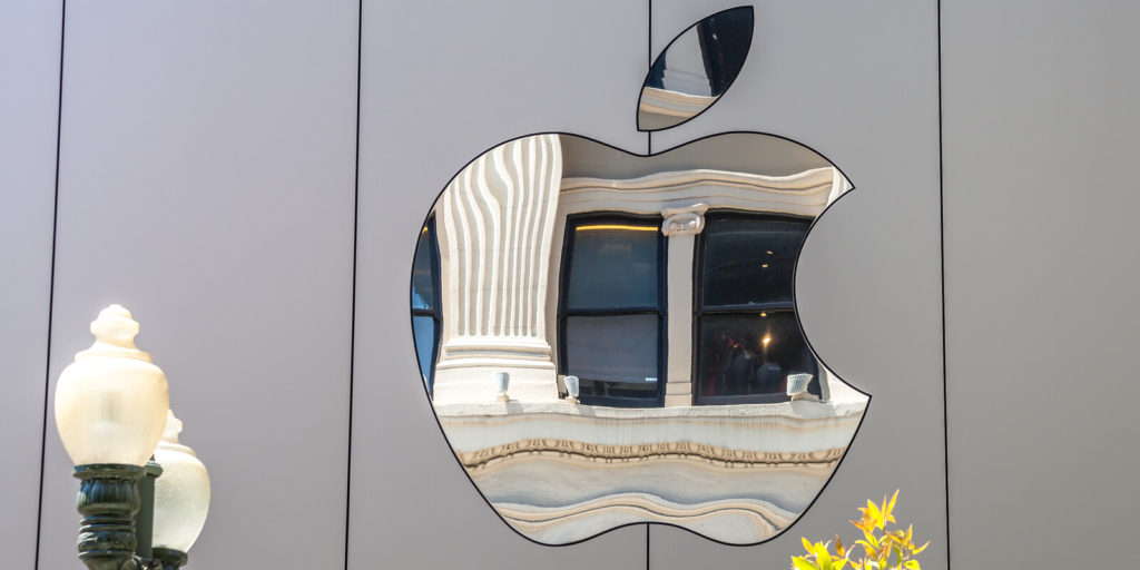 Apple, one of the flexible companies millennials love