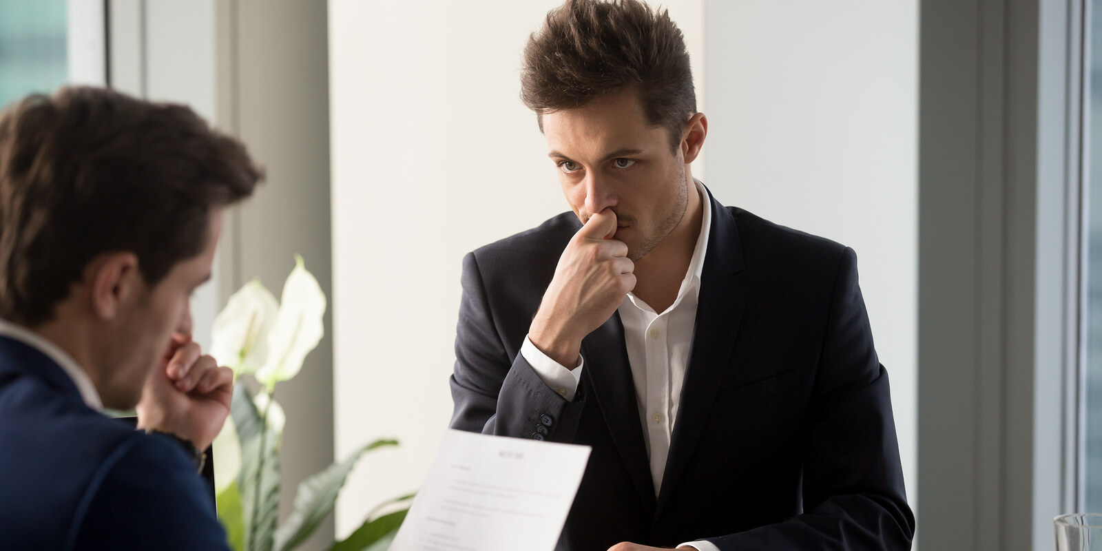 5 steps to take after a bad job interview