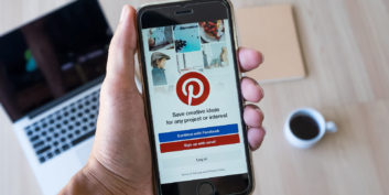 Pinterest coordinator, one of the entry-level remote jobs.