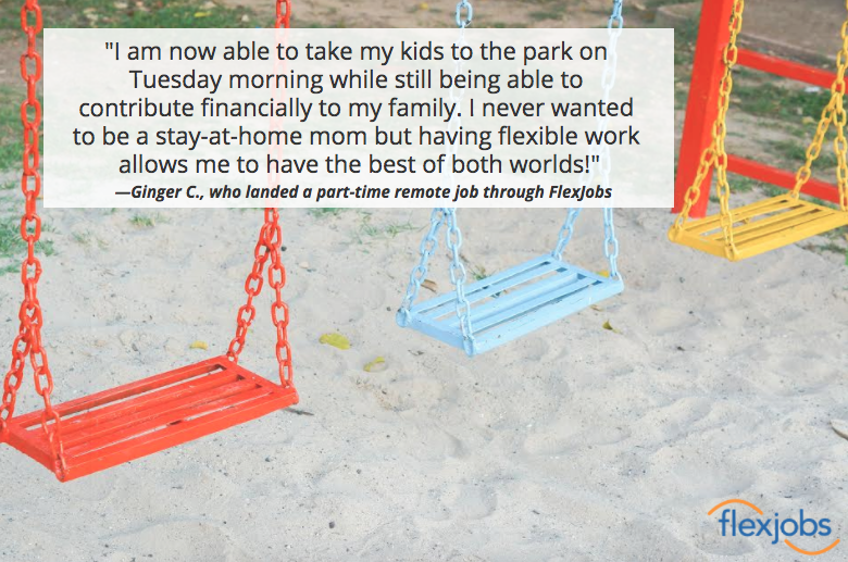 Remote Job Helps Family Spend Quality Time Together | FlexJobs