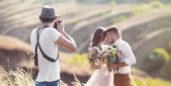 Photographer, one of the lucrative flexible jobs for millennials.