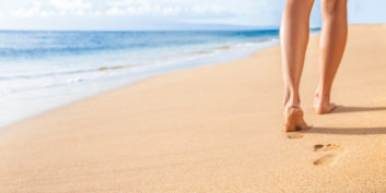 Flexible companies with beach locations.