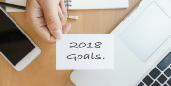 Goals for a 2018 job search.