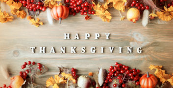 Happy Thanksgiving from FlexJobs