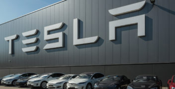 Tesla, one of the flexible tech companies.