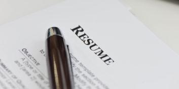 Paper resume