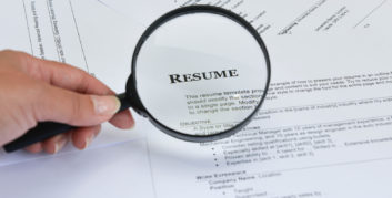 How to make your resume less boring