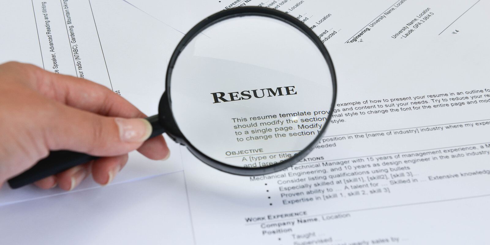 How To Make Your Resume Less Boring Flexjobs