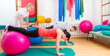 Physical therapy assistant, one of the fastest-growing flexible jobs.