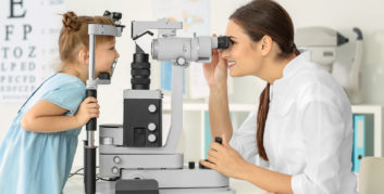 Ophthalmologist, one of the surprising remote work jobs