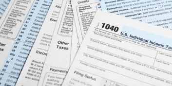 1040 for new tax bill