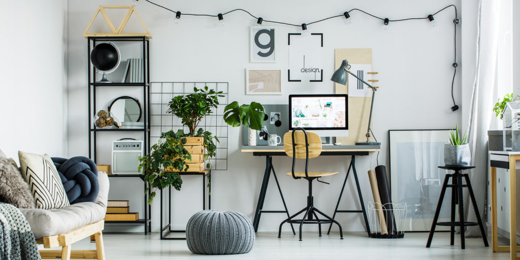 Several must-have items for your home office