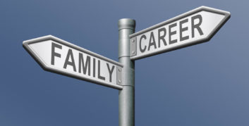 Signs for struggling with work-life balance