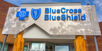 Blue Cross Blue Shield, one of the 10 companies with online social work jobs