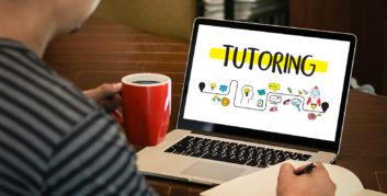 Job seeker who wants to consider online tutoring