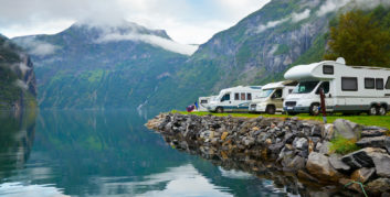 RV travels, one of the reasons a flexible job would make lives better