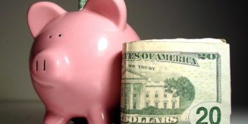 Piggy bank, savings, one reason to always negotiate your salary offer