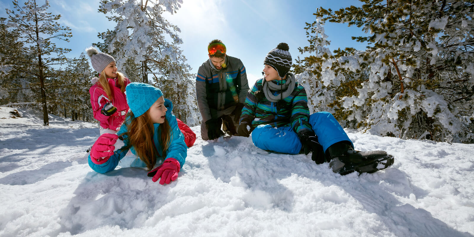 tips for juggling work and kids on a snow day