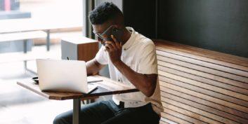 Freelancer identifying the right type of work flex for himeself